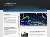 Il trader in borsa. Il trader in Borsa