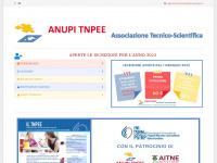 ANUPI TNPEE - Associazione dei Terapisti della Neuro e Psicomotricità dell' Età Evolutiva