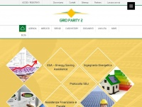 GridParity2 - Leader in efficienza energetica, SEU e assistenza prosumer -