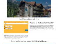 Hotel Moena Val di Fassa alberghi a Moena Trentino, Hotel Fanes, Hotel Monti Pallidi, Hotel Monza, Hotel Piedibosco