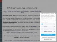Osservatorio Nazionale Amianto - ONA