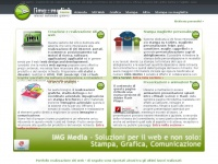 imgmedia.it agency realizzazione siti internet portali commerce grafica