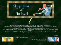 La pagina di Imizael