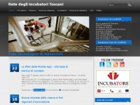 incubatoritoscani.it incubatore startup