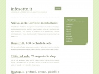 Le ultime notize sullo shopping, online, ligure e italiano