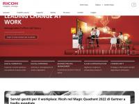 ricoh.it stampanti soluzioni ufficio multifunzione