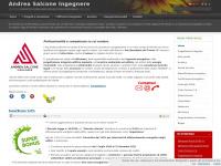 IngegnereAmbientale.it - Ing. A. Salcone - Consulenze e progetti per un futuro sostenibile