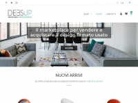 Deesup   Second-hand design experience