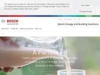 Home   Bosch Energy and Building Solutions