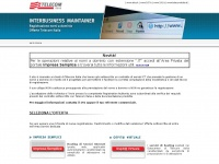 ::: Interbusiness Maintainer - Powered by Telecom Italia :::