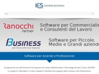 IESOPEN - Software GIS Ranocchi e Gestionale Aziendale Business NTS
