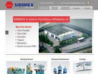 Sibimex - vendita di macchine utensili
