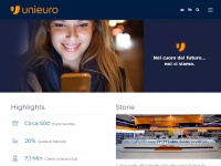 Unieuro S.p.A. – Corporate website