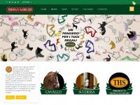 Thomassaddlery.it - Selleria online, negozio equitazione, stivali equitazione, coperte e protezioni anti mosche, articoli scuderia, abbigliamento concorso