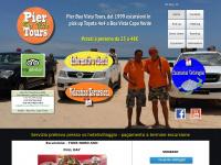 Pier Boa Vista Tours  - Home