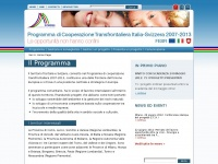 interreg-italiasvizzera.it
