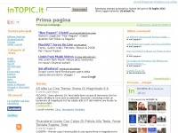 intopic.it news non come