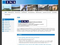 Isasicurezza.it - ISA | Ingegneria Sicurezza Ambiente s.r.l