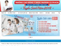 Caodangyduochcm.edu.vn