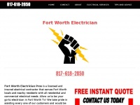 fortworth-electrician.net