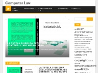 computerlaw.it