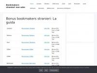 Bookmaker stranieri - Bookmaker aams - Bookmakers stranieri - Siti scommesse stranieri - Siti aams