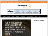Beneventoforum.it | il nuovo quotidiano di Benevento