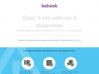 KeliWeb.it Pagina di default