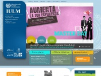 iulm.it universita corsi master laurea