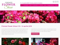 Home - Firenze Flower Show / 25 - 26 maggio 2019 / Giardino CorsiniFirenze Flower Show / 13-14 aprile 2019 / Firenze
