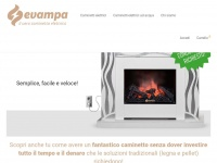 Evampa.it - Evampa - Il vero caminetto elettrico
