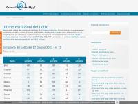 Tutte le estrazioni del Lotto dal 1871 a oggi | Estrazionilottooggi.it