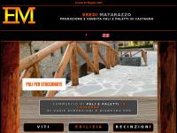 Eredi Matarazzo S.n.c Produzione e vendita pali di castagno