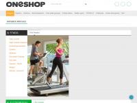 Oneshop.it: attrezzi fitness, apparecchi per la salute e la bellezza