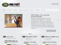 iwa.it gruppo universitari studenti