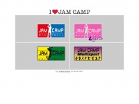 JAM CAMP OFFICIAL SITE: WELCOME