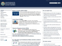 uniba.it universita laureati professioni studenti laurea curriculum