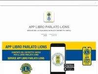 APP Libro Parlato Lions
