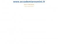 accademiarosmini.it