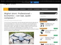 Droninmostra.it - Migliori droni: Professionali - Economici - con Gps, quale comprare,