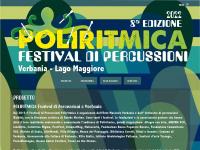 Aspettando Poliritmica - Festival di Percussioni - Verbania - Lago Maggiore - Agosto 2019 - Quinta Edizione