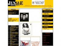 Jungle Records music shop: dischi - cd - dvd - libri