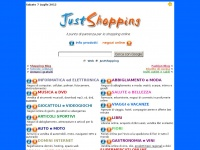 justshopping.it prodotti vendita mangimi shopping