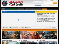 Golden Worlds Online Games - The Italian Way to Fun