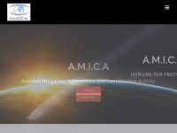 Amica Network – Asteroid Mitigation, Information and Coordination Activity
