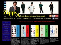 kingprofessional.it abbigliamento professionale