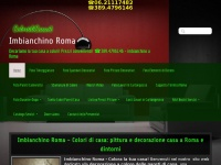 Imbianchino Roma: Colori e pitture decorative pareti - ColoridiCasa.it