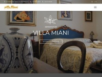 B&B Villa Miani - Bed and Breakfast Treviso Venezia Veneto Italia | Home