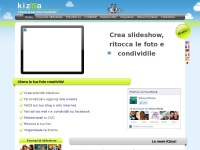Kizoa.it - Programma per fare video e creare slideshow
