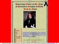 The Knights of Malta O S J M - L'Ordine dei Cavalieri di Malta